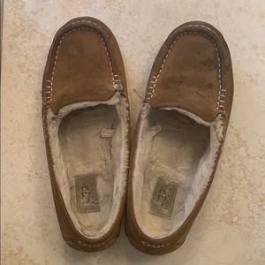 Ugg Worn Slippers